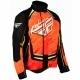 Куртка мото ATV/снегоход FLY RACING SNX PRO зимняя оранжевая/черная (2015) ХL