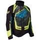 Куртка мото ATV/снегоход FLY RACING SNX PRO зимняя черная/желтая (2015) ХХL