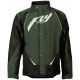 Куртка мото ATV/снегоход FLY RACING AURORA зимняя черная/серая ХXL