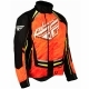 Куртка мото ATV/снегоход FLY RACING SNX PRO зимняя оранжево/черная (2015) ХXL