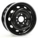 Диск колесный R-15 штампованный TREBL 8775 Fiat/Citroen/Peugeot/Iveco Black