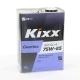 Масло трансмиссионное KIXX GEAR OIL HD GL-4 4л п/с