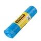 Пакет для мусора 60л (упак.20шт) с завязками синий