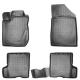 Коврики автомобильные ВАЗ LADA X-RAY без ящиков под сиденьем с 2015г