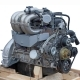 Двигатель УМЗ-4216,107л.с.,Аи-92, инж.,с диаф.сцеп.,под ГУР (нов.рама), ЕВРО-3, 2кат. для авт.ГАЗель