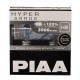 Автолампа 12V H9 65W H9 PGJ19-5 PIAA HYPER ARROS 3900K 2шт