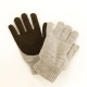 Перчатки зимние вязаные со спилковым наладонником р.10 Мороз-15°C РАБОЧИЙ СТАНДАРТ