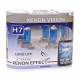 Автолампа 12V H7 55W PX26d CLEARLIGHT XenonVision к-т