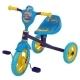 Велосипед трехколесный 1toy Hot wheels 3-х кол