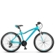 "Велосипед 26"" STELS MISS 6000 рама 17"" Морская-волна/оранжевый"
