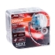 Автолампа 12V H4 60/55W P43t OSRAM NIGHT BREAKER LASER +150% DUOBOX к-т
