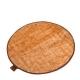Коврик из лыка для бани круглый