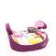 Автокресло детское от 22 до 36кг SIGER Бустер Принцессы фиолетовый 6-12 лет группа 3
