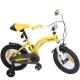 """Велосипед 14"""" STITCH BEETLE (3-4 года) желтый 1-ск."""