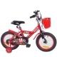 """Велосипед 14"""" STITCH (3-4 года) красный 1-ск."""