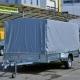 Прицеп легковой Лав 81012В R-14 Кузов мм 3500х2000х400 тент H=1400мм г/п 410кг