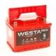 Аккумулятор WESTA RED 60 а/ч низкий обр. полярность
