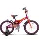 """Велосипед 16"""" STELS JET Z010 9"""" Фиолетовый/оранжевый"""