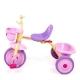 Велосипед трехколесный Primo складной розово-сиреневый Единорог