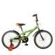 "Велосипед 14"" NOVATRACK TETRIS фиолетовый тормоз нож, передняя корзина"