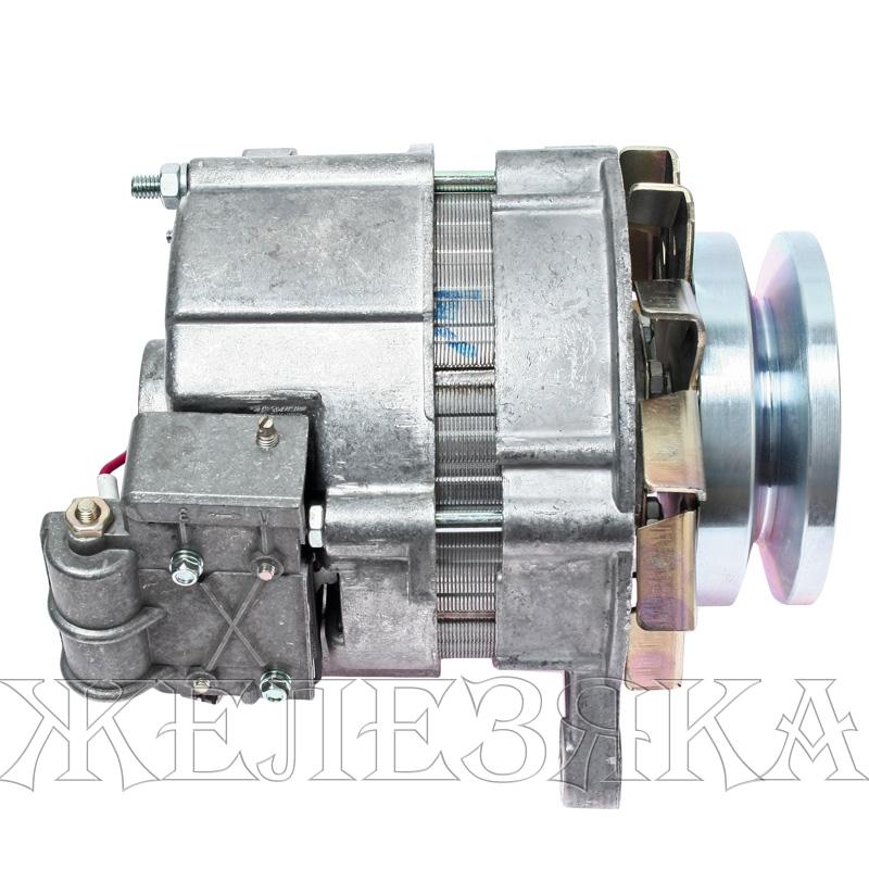 схема подключения генератора ямз 236