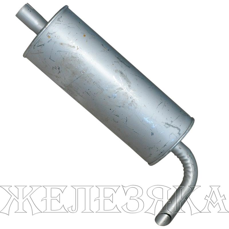 Глушитель ВАЗ-2123