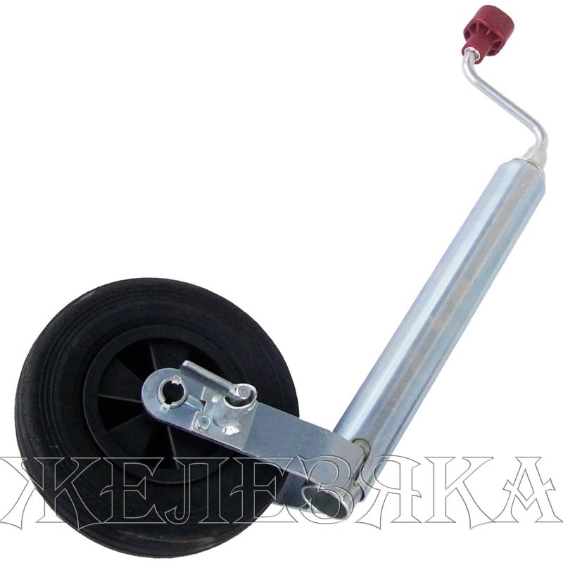 колесо опоры лодочного прицепа