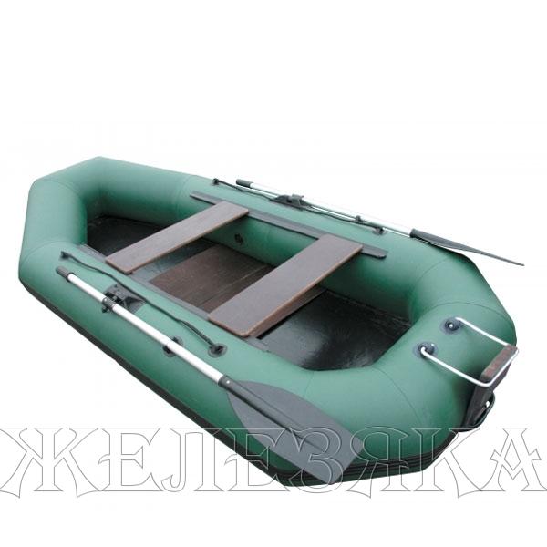 лодка пвх компакт 270 гребная с пб