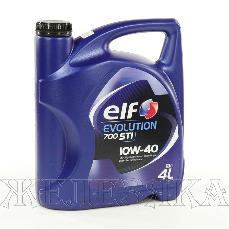 Обзор моторного масла elf 10w-40