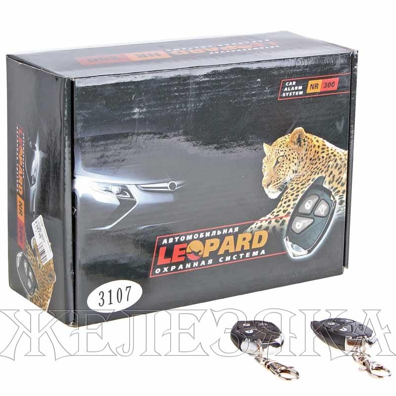 Схема подключения leopard nr-300