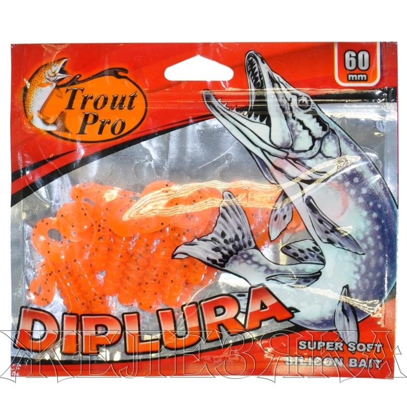 твистер trout pro diplura