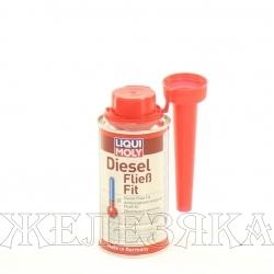Антигель дизельного топлива 150мл LIQUI MOLY (на 50л топлива)