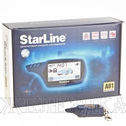Брелок для сигнализации STAR LINE A91 B9 DIALOG доп