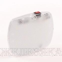 Плафон салона ЕС06.02 LED 12/24V с выкл. ЕВРОСВЕТ