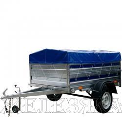Прицеп легковой 7135 БЭСТ R-13 Кузов,мм:2000х1300х560 тент H=350мм г/п 565кг