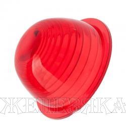 Рассеиватель фонаря габаритного E-102 красный