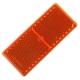 Катафот ГАЗ-2705 задний оранжевый ОСВАР