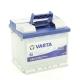 Аккумулятор VARTA Blue Dynamic 52 а/ч C22 обр. полярность