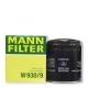 Фильтр масляный ЗМЗ-406 MANN W 930/9
